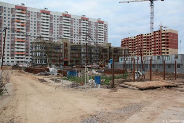 строительство детского садика на 250 мест