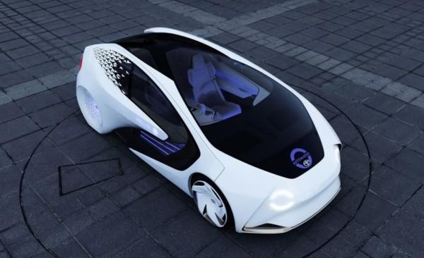 Toyota разработала автомобиль с искусственным интеллектом