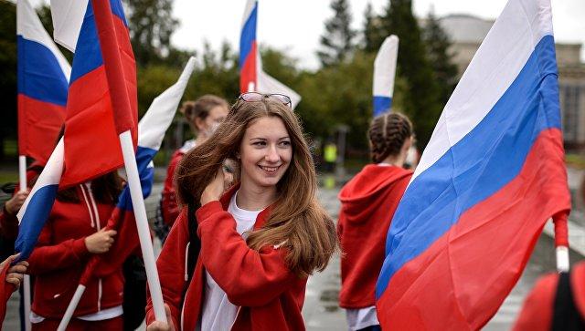 Большинство россиян считают страну развитой и передовой