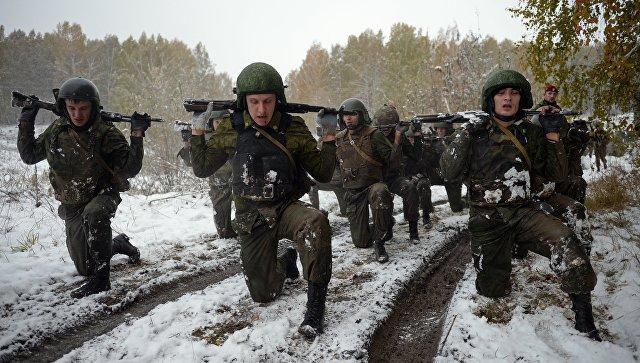 Путин подписал указ об установлении Дня войск Национальной гвардии