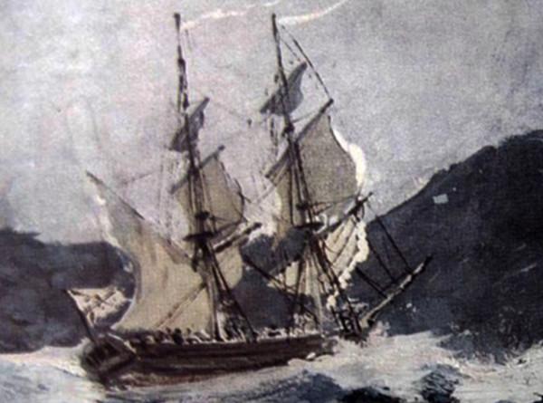 Куда исчезли моряки с корабля «Святой Павел» в 1741 году