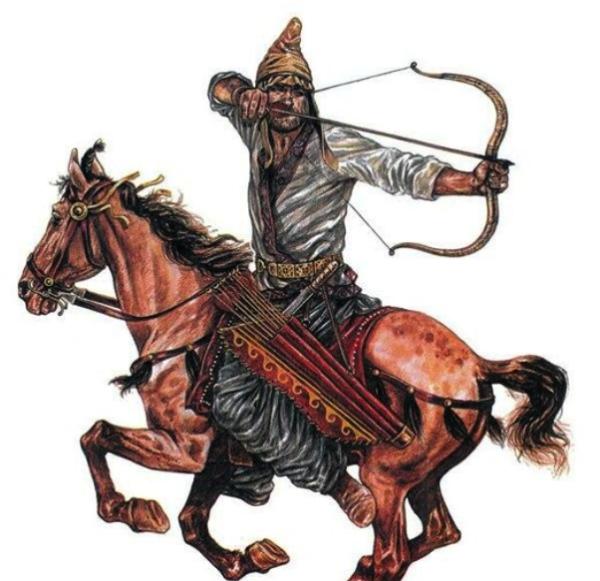 Как римская армия справлялась с конными лучниками