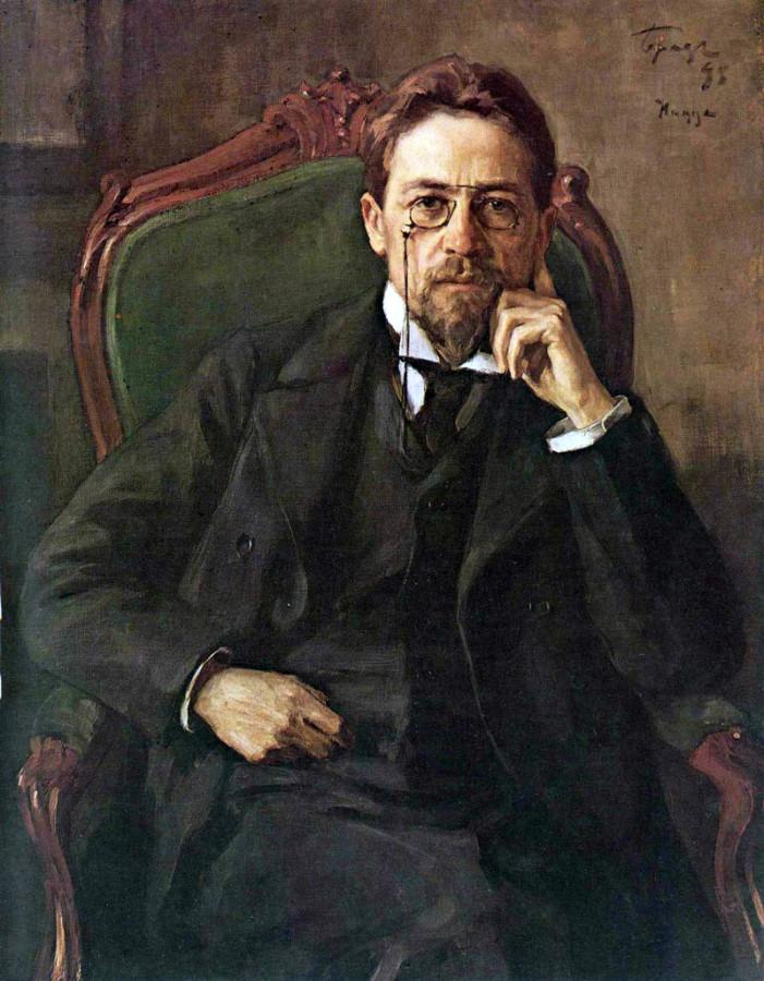 Чехов 1898