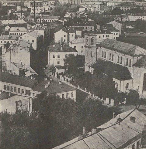 Ул. Раковская 1967 г.