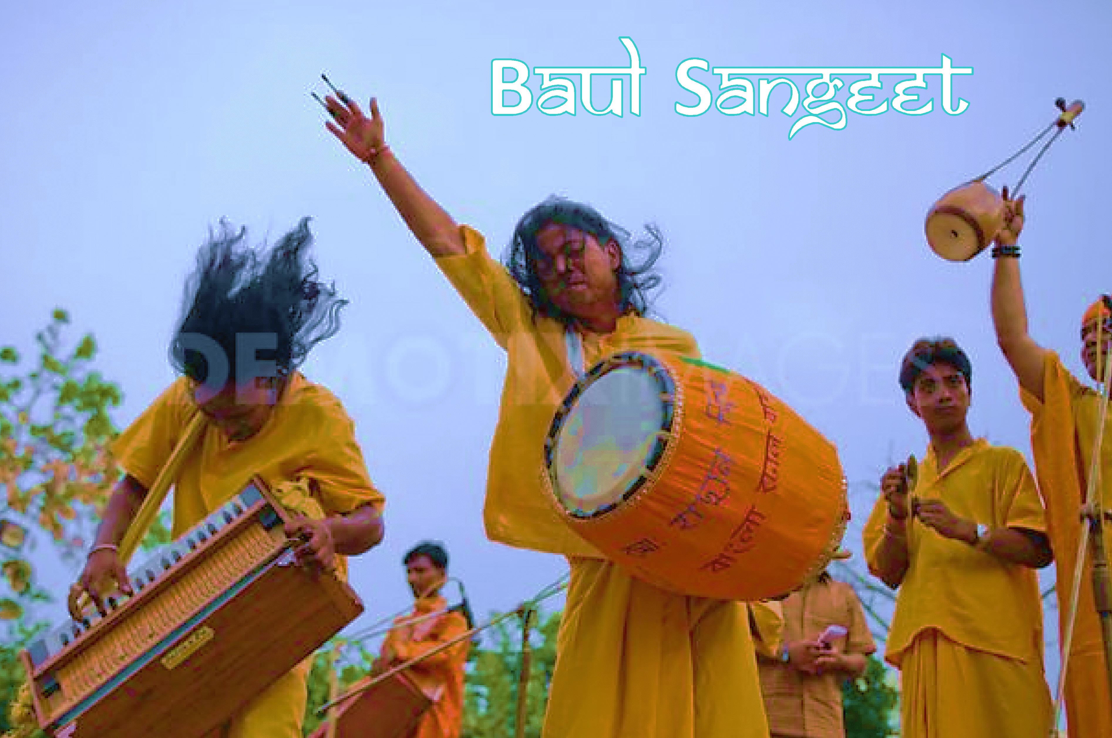 Baul Sangeet - Левое крыло религии - photo#37