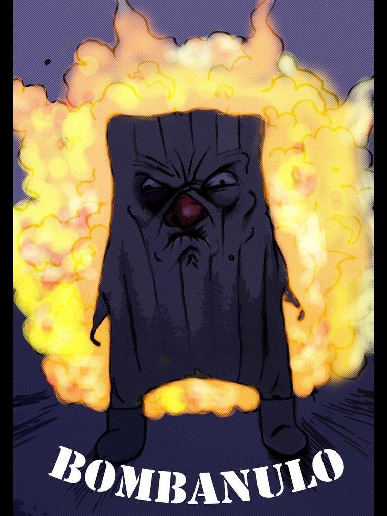 ватник бомбит 1