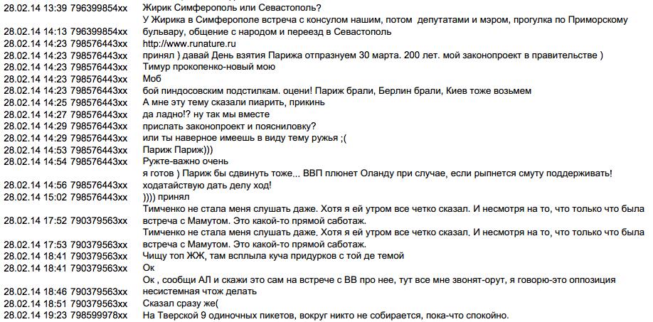 дойдём до Киева + Тимченко не слушается + чистка топа ЖЖ = праздник демократии