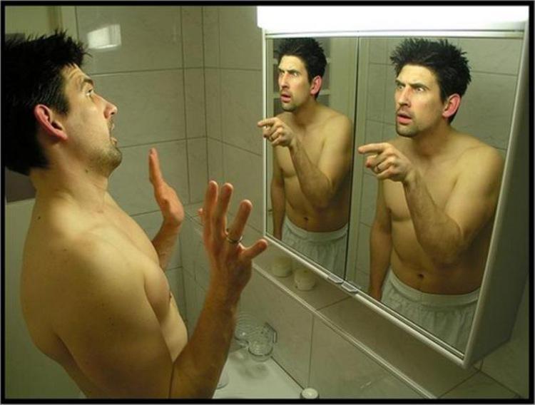 Сонник голый в зеркале 11 фотография
