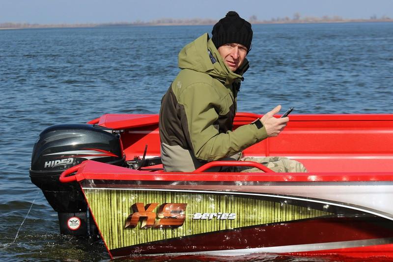 услуги рыболовные