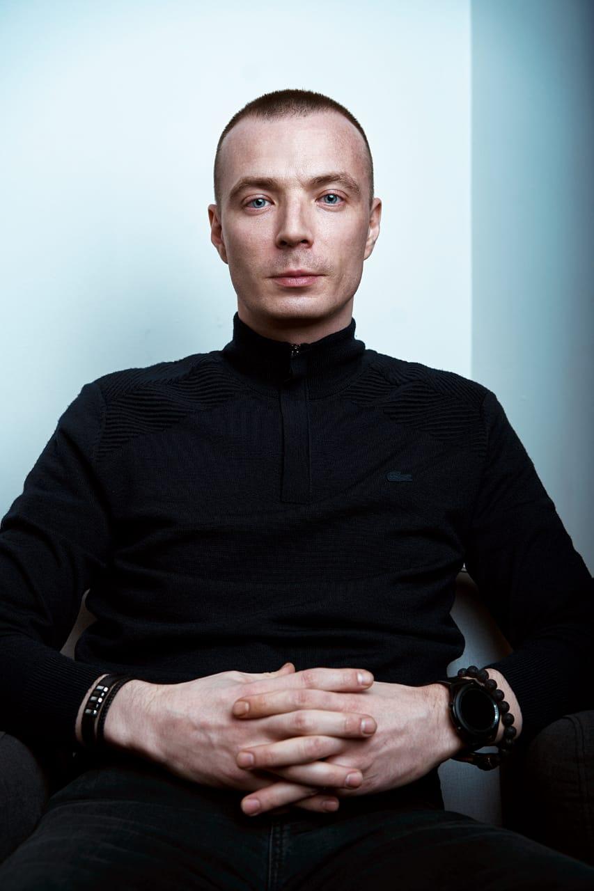 Астротиполог Дмитрий Шимко