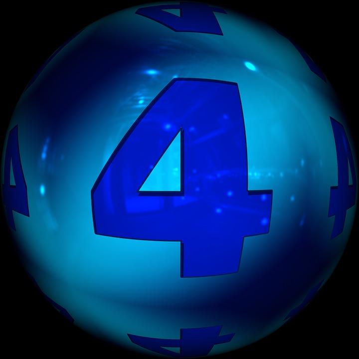 """Число Судьбы """"4"""""""