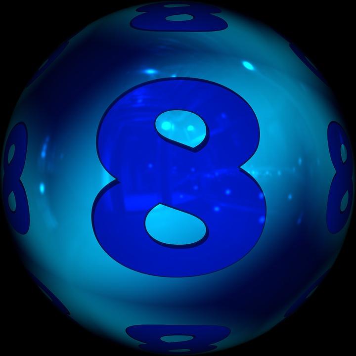 """Число Судьбы """"8"""""""