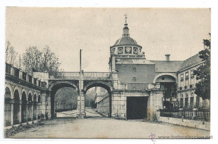 Королевский дворец в Аранхуэсе в 30-х годах XX в.