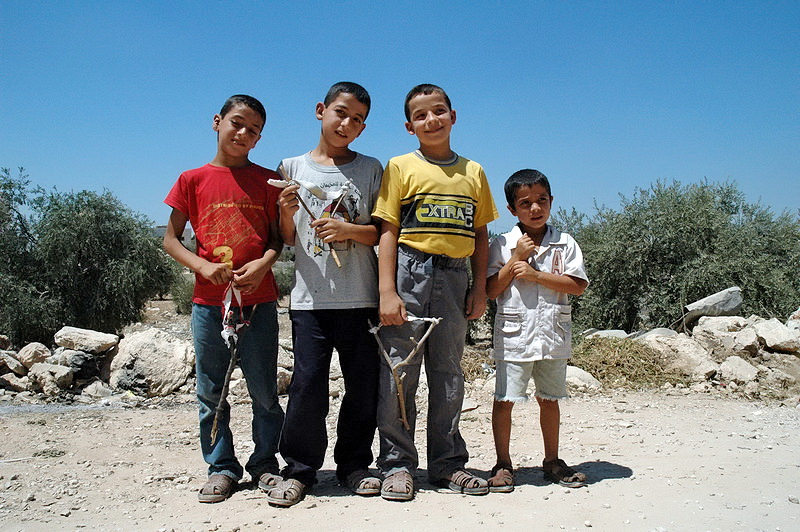 палестинские дети (1)