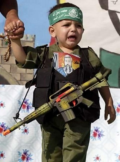 палестинские дети (14)