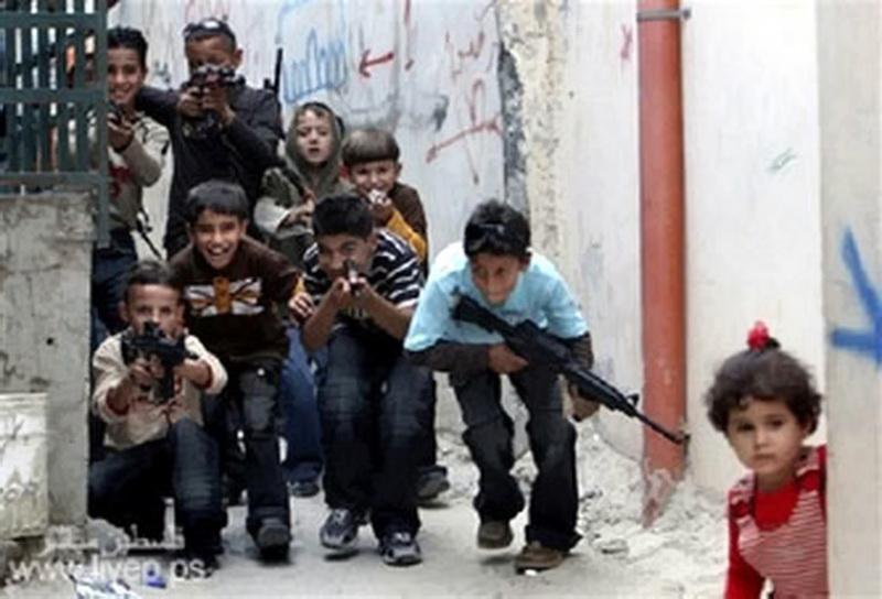 палестинские дети (25)