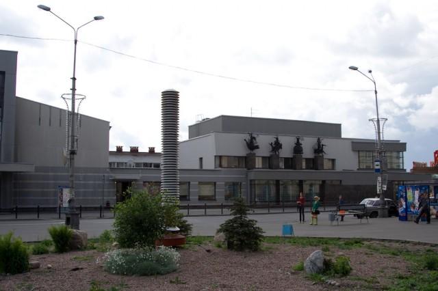 Национальный Финский театр