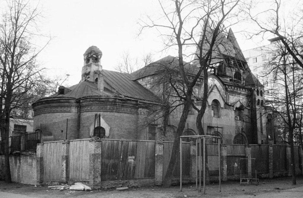 87916 Воскресенско-Покровская церковь второй общины старообрядцев Поморского законобрачного согласия