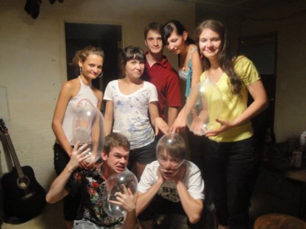 Свингерские вечеринки в россии 0 фотография