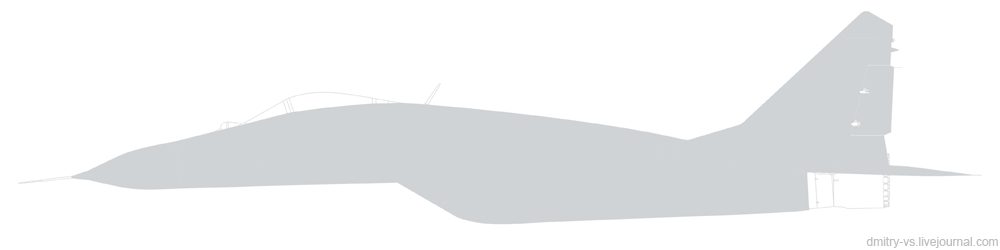 рисунок самолёта