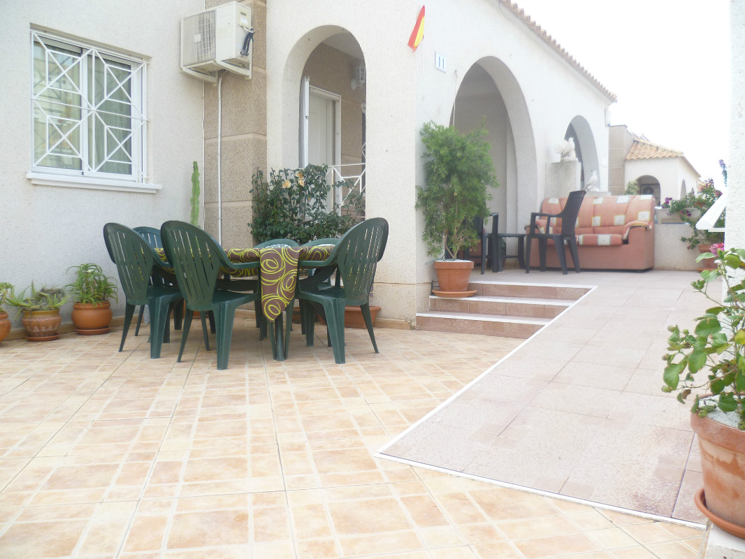 Снять дом в испании коста бланка