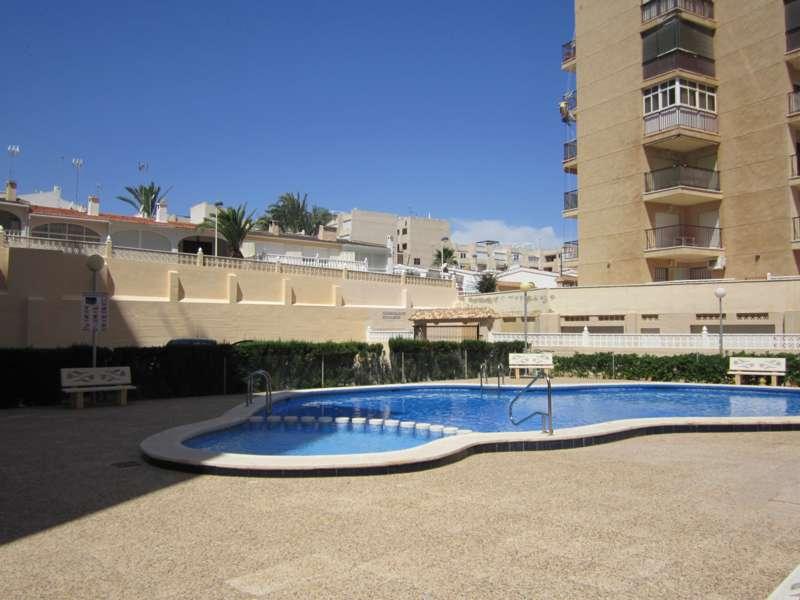 Снять квартиру в торревьеха испания на лето