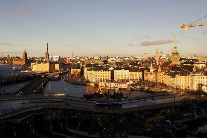 Стокгольм - место силы