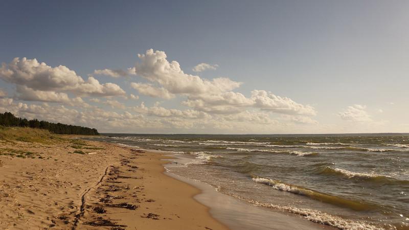 Балтийское море в Лахемаа