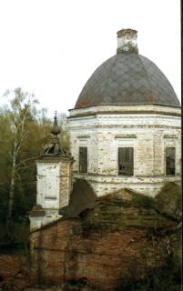 Ветлужский район. Село Макарьевское.