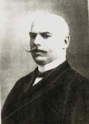 Б.В.Никольский. 1910-е гг. (РГАЛИ)