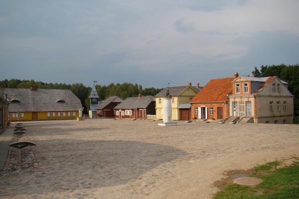 Этнографический музей под Каунасом