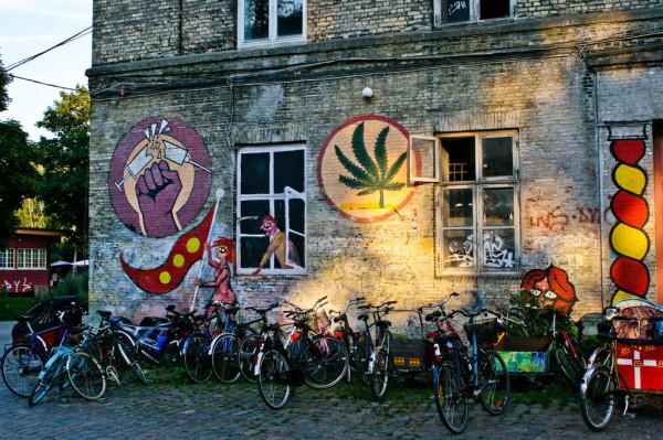 Христиания, Копенгаген