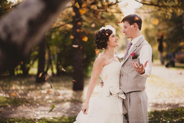 Свадьба Марины и Ивана