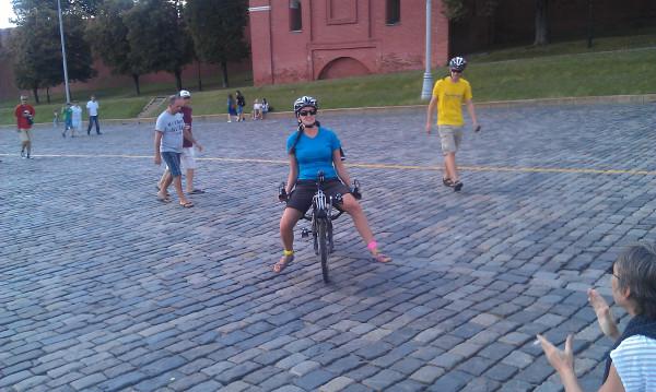 Azub 5 Азуб 5 Лигерад Лежачий велосипед
