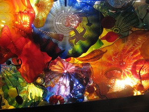 Chihuly Glass Exhibit, San Francisco