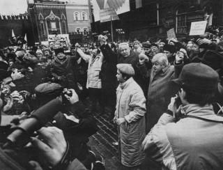 Ельцин антикоммунист