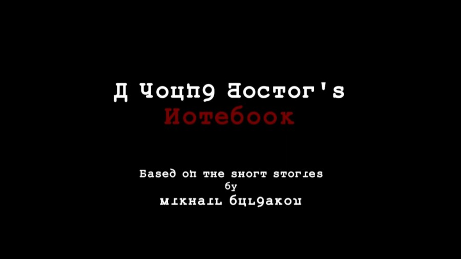 A.Young.Doctors.Notebook
