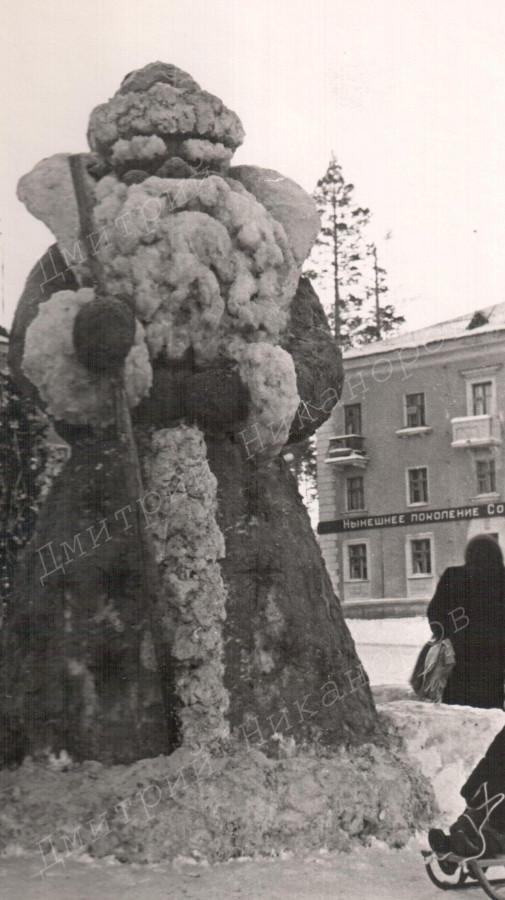 Дед Мороз 1962