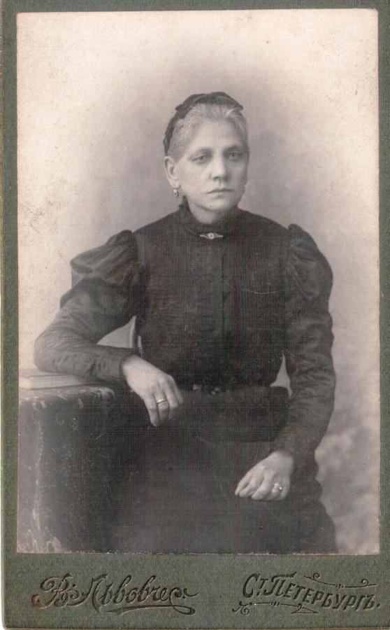 Евдокия Васильевна Егорова