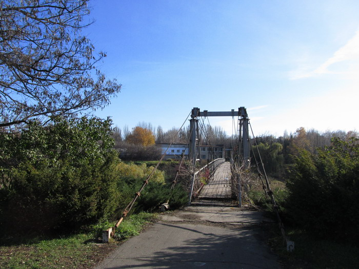 ботанічний сад Кривий Ріг