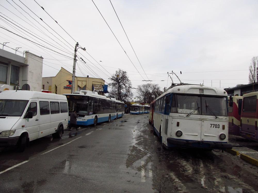 Сімферополь тролейбусна станція