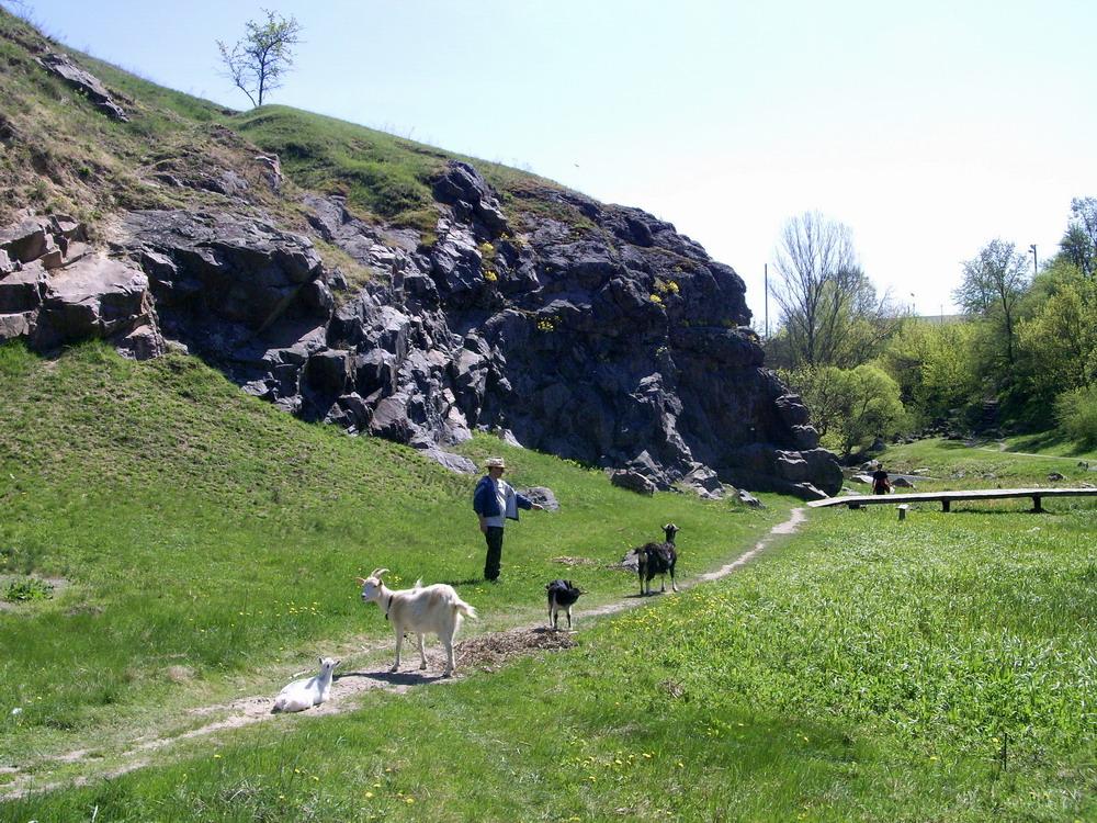 скелі Росі