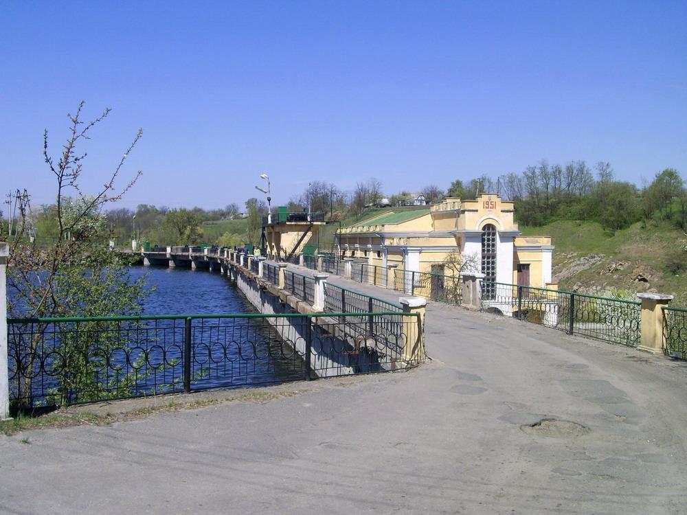 Стеблівська ГЕС