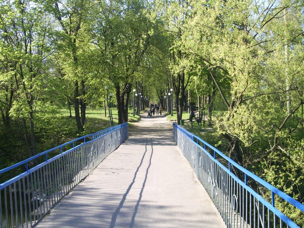 Міст на острів Коцюбинського