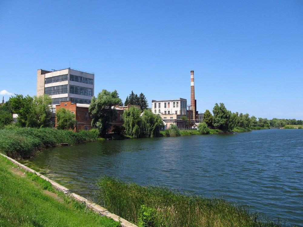 завод в Косарях