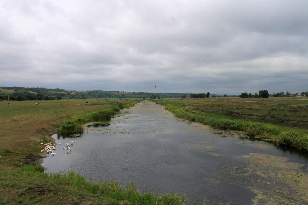 Тясмин біля Чигирина