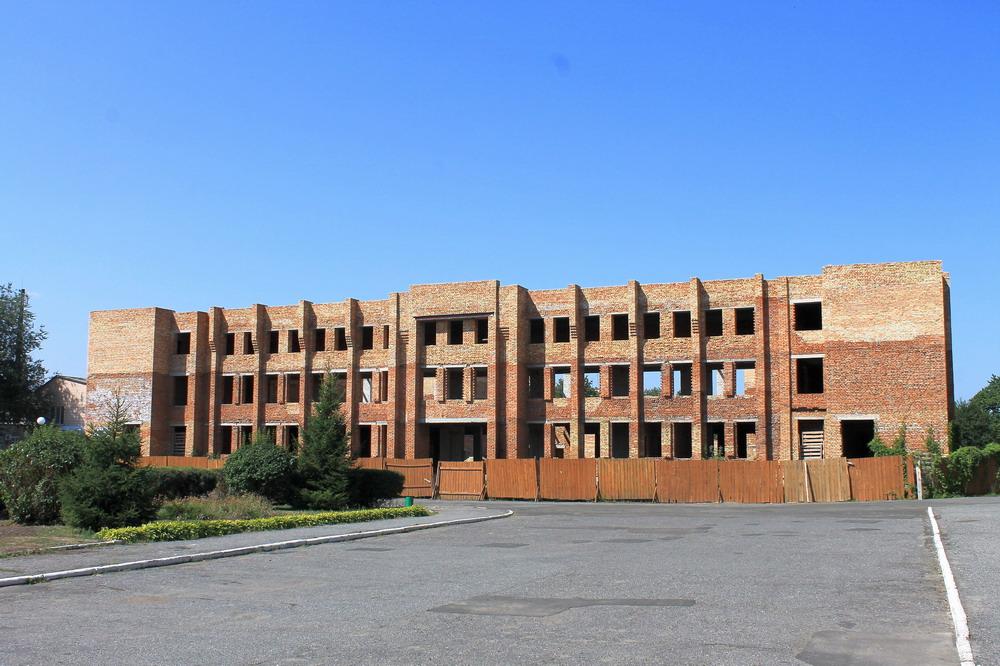 площа Миру Городище