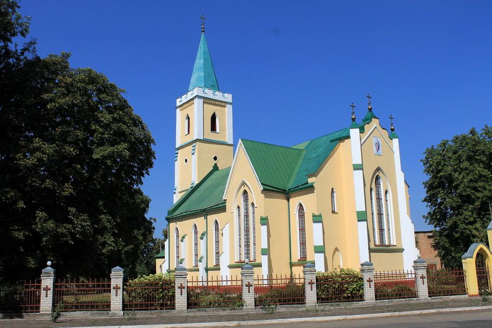 Михайлівська церква в Городищі