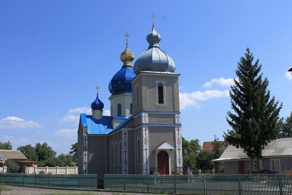 Стефанівська церква