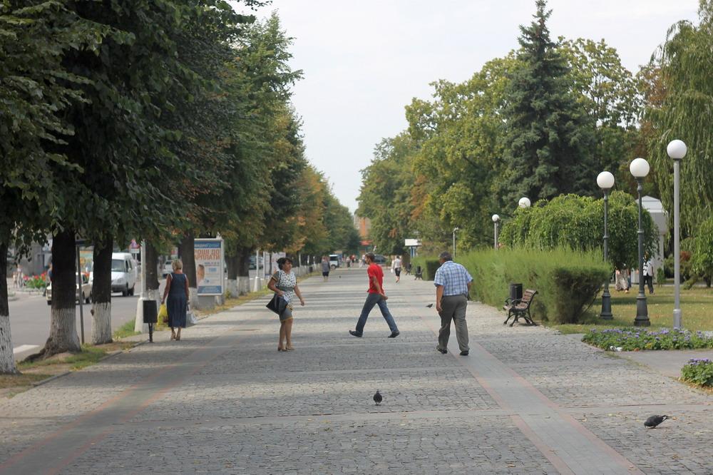 Кременчук: година в місті